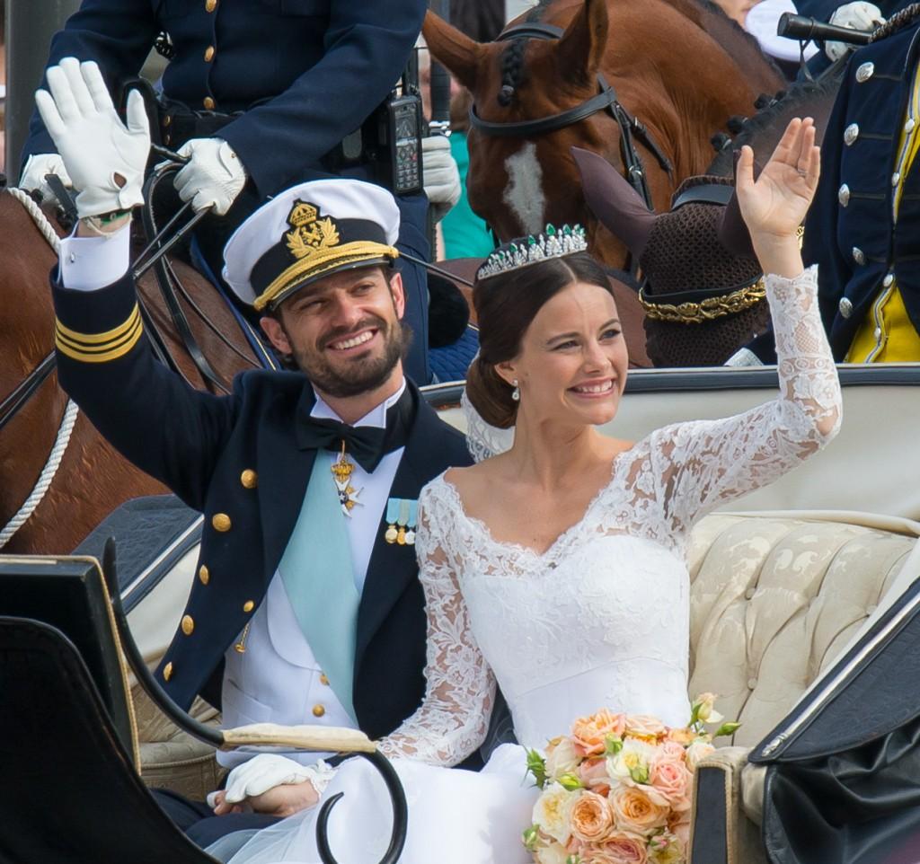 Brudklänning från Ida Sjöstedt